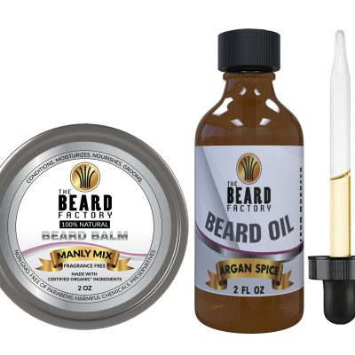 Beard Oil Grooming 2 Pack