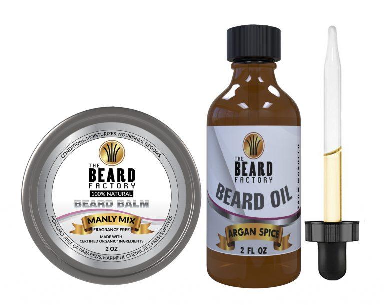 Beard Oil Grooming 2 Pack