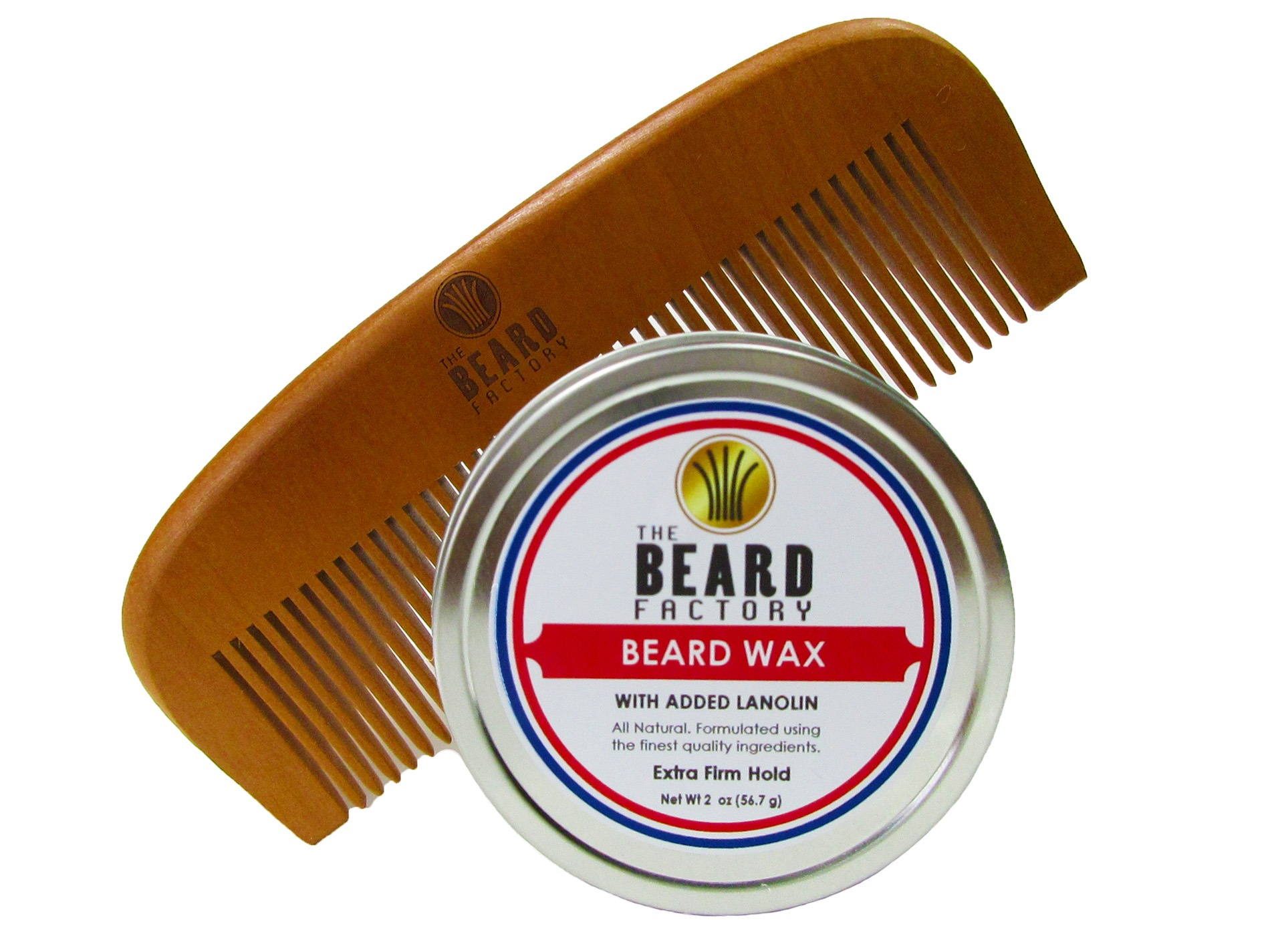 Beard Wax-Comb