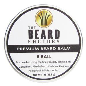 8 Ball 1 oz Beard Balm