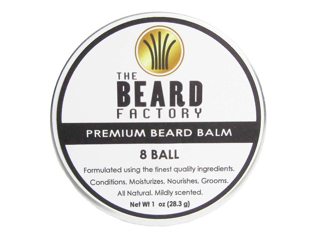 8 Ball 1 oz Beard Balm