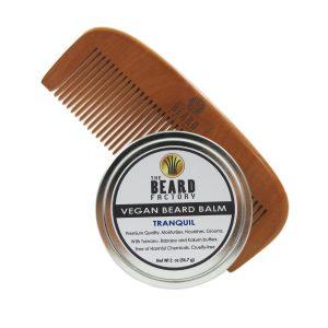 vegan 2 oz balm comb